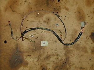 Kohler Courage 23hp VTwin SV720 Engine Wiring Harness