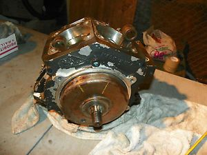 Harley Shovelhead Delkron Engine Cases with s s Stroker Flywheels 2009 2SE