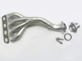 OBX Exhaust Header 02 03 04 Mini Cooper All 1 6L 4 2 1 Style Mild Steel
