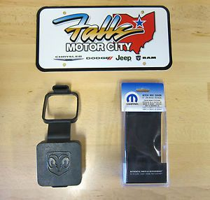 Dodge RAM Dakota Durango Journey Hitch Receiver Plug Cover Mopar 82208454AB