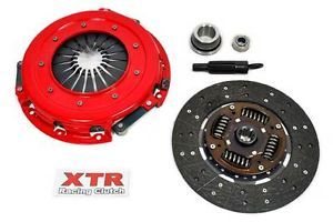 "XTR Stage 1 Race Clutch Kit 93 98 Ford Mustang Cobra SVT 4 6L 281"" 5 0L 302"" V8"