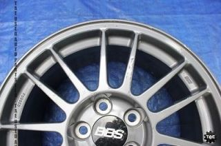 "2006 Mitsubishi Lancer Evolution Mr BBs Forged Wheel Rim 17"" EVO9 0279 2"