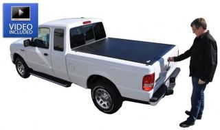 "Bak Flip 162601 VP Fold Up Tonneau Cover for Honda Ridgeline 58 5"" Short Bed"