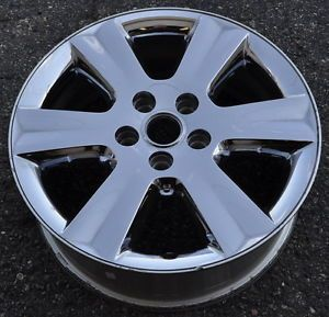 "19"" Dodge Journey Used Chrome Wheel Rim 2374 XX"