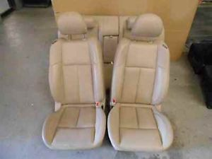 Nissan Maxima Leather Front Rear Seat Set Nice LKQ