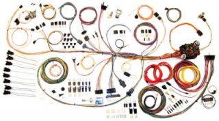 1964 1965 66 67 Pontiac GTO Wire Harness Kit Direct Fit