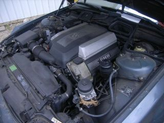BMW E38 Engine Cover