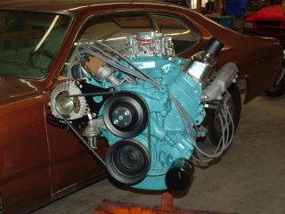 Plymouth Dodge Mopar 1967 C 440 HP Fresh Rebuild