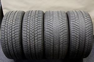 Michelin Latitude Alpin 255 45 19 285 40 19 Winter Snow Tires Porsche Panamera
