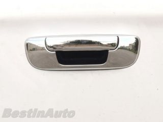 Chrome Tailgate Handle Cover Dodge RAM 1500