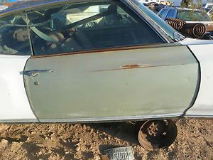 2 70 and 72 Monte Carlo Parts Cars No Rust California High Desert Cars