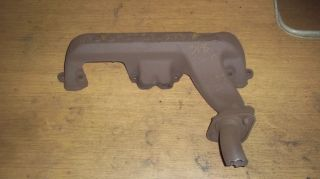 1967 69 Dart Barracuda 273 318 340 Exhaust Manifold Driver Side Plymouth Dodge A
