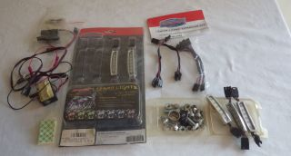 Harley Davidson Motorcycle Parts Lot of Misc Lighting Lizard Lights Used