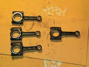 91 Suzuki Katana GSX 750 Engine Motor Piston Crankshaft Connecting Rod