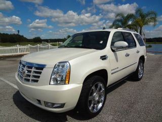 "2007 Cadillac Escalade Navigation 22"" Wheels Best Color Combo"