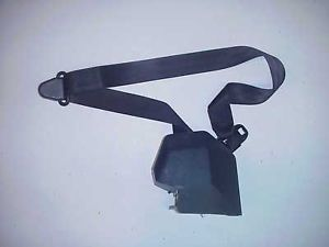 1973 87 Chevy C10 C20 Silverado Truck Black Seat Belt Set 1985 1986 1987