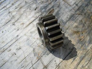 Indian Motorcycle 1938 42 Sport Scout 741 Engine Pinion Gear