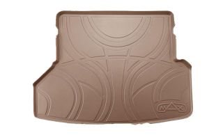 2010 2013 Chevy Equinox GMC Terrain Maxtray Cargo Liner Floor Mat Tan Trunk Rear