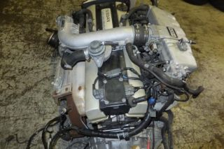 JDM Nissan Skyline GT s R32 RB20DET Turbo Engine 5SPEED Transmission RB20 240sx