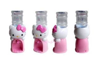 Sanrio Hello Kitty Mini Water Dispenser for Bedroom RV Trip Camping Brand New