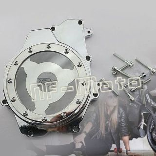 Moto Glass Motorcycle Engine Stator Cover for Yamaha YZF R6 2003 2004 2005 2006