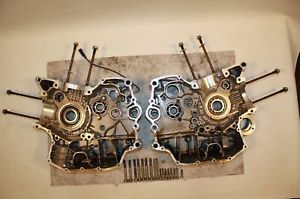 Ducati 748 916 996 01 Engine Motor Cases Case Block