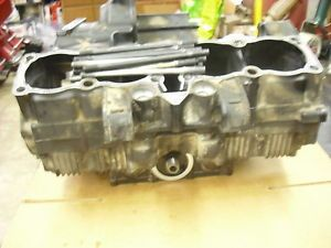 1991 Suzuki GSX 750 Katana Engine Crankcase Block Cases