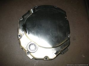 1989 GSX750F Right Crank Case Engine Cover Motor Suzuki Katana GSX 750 F 89 97