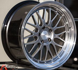 "18"" Varrstoen ES111 5x100 34 Wheel Fit Audi TT Lexus Ct 200H Scion Fr s TC XB"