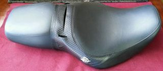Harley Davidson Road King Street Glide Classic Touring Motorcycle Seat