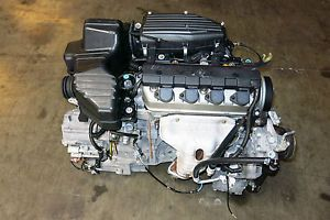 Honda Civic vtec Engine