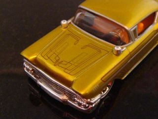 58 Chevrolet Impala Kustom 1 64 Scale Limited Edition