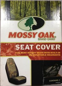 Mossy Oak Camo Seat Covers