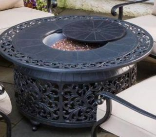 New Alfresco Home 55 1306 Bellagio Gas Fire Pit TADD
