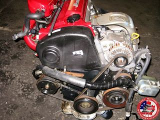JDM 3sge Beams vvti Red Top Engine Celica MR2 Swap 2WD