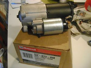 Motorcraft SA873RM Starter Motor Ford F150 F250 F350 Expedition Excursion Etc