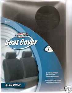 Chevy Truck Bucket Seat Covers