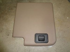 Ford Super Duty 99 04 Center Seat Console Lid Arm Rest F250 F350 Truck Tan