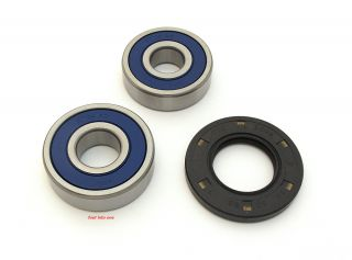 Honda Rear Wheel Bearings