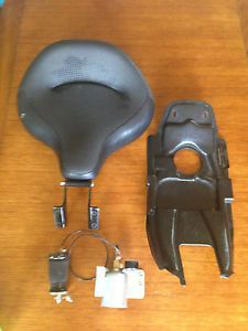 Harley Davidson Road King Police Solo Air Seat