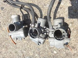 Kawasaki Triple 750 H2 Carbs Carburetors Engine Motor