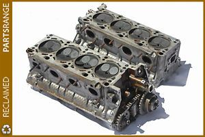 Range Rover L322 4 4 V8 BMW Motor Cylinder Heads Pair Engine Genuine Land Rover