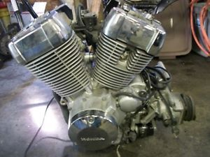 04 Honda Shadow Aero VT 750 CA Engine Motor Runs Great RC50E 2006195 JAS