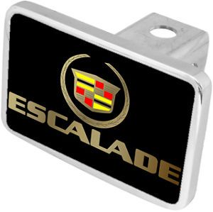 Cadillac Escalade Hitch Cover Exterior