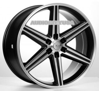 "22"" IROC6 BM Wheels and Tires Rims for Chevy Silverado Tahoe Escalade RAM F150"