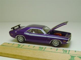 GL 1971 Dodge Challenger Classic Muscle Car Limited with Rubber Tires