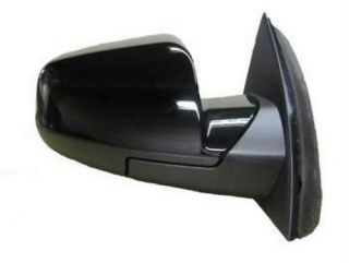 Factory GMC Terrain Chevrolet Equinox Passenger Side Mirror Heated Black