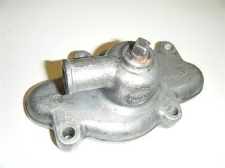 81 83 Skidoo Everest 500 Electro Bombardier Rotax Motor Engine Water Pump Cover