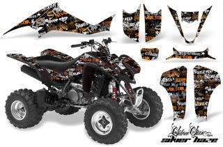 New AMR Racing Quad Lt Z400 ATV Decal Graphics Kit LTZ 400 LTZ400 Suzuki 03 08