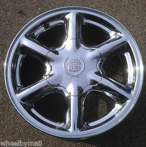 "16""x7"" Cadillac Escalade GMC Yukon Wheel Rim 5094 12368856 12487562 Chrome"